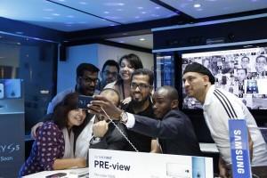 TweetBeam Selfie competition